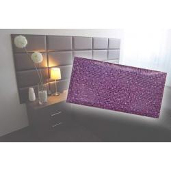 !!!СУПЕР ЦЕНА!!! Декоративен панел от изкуствена кожа 50х25cm 11736 ЛИЛАВ