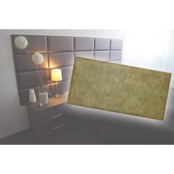 !!!СУПЕР ЦЕНА!!! Декоративен панел от изкуствена кожа 50х25cm 50461 ЗЕЛЕН
