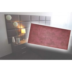 !!!СУПЕР ЦЕНА!!! Декоративен панел от изкуствена кожа 50х25cm 71006 БОРДО